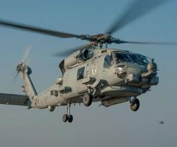 Saudi Arabia Orders 10 MH-60R Multi-Mission Helicopters