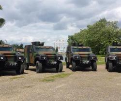 Romania Takes Delivery of Last Batch of PVP LAORV