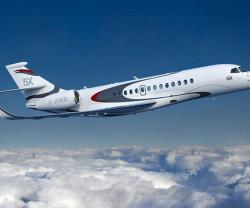 Honeywell Provides New Cockpit Technologies to Faclon 5X