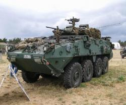 Thales to Supply BOSS Software for Canadian Army's LAVs