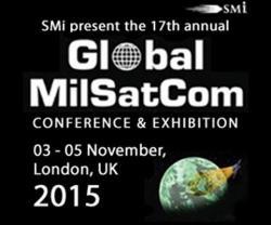 Global MilSatCom Returns to London in November
