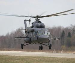 Belarus to Receive 12 Mi-8MTV-5 Transport Helicopters
