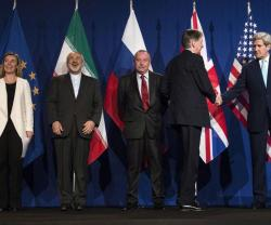 Iran, World Powers Reach Historic Nuclear Deal