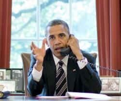 Obama, Saudi King Discuss Iran Nuclear Deal