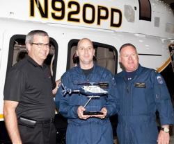 Bell Helicopter Completes Delivery of 4 Bell 429s to NYPD
