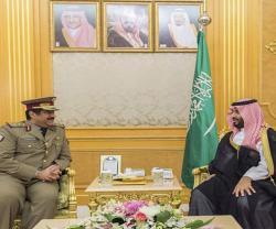 Saudi, Qatari Defense Ministers Meet in Jeddah