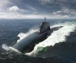 UK to Revamp Nuclear Submarine Base