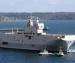 France, Egypt in Talks Over 2 Mistral Helicopter Carriers