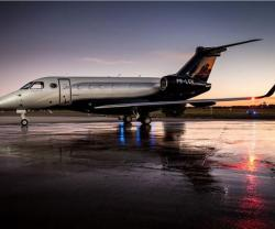 Embraer's Legacy 450 Receives FAA Certification