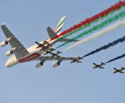Dubai Airshow 2015 to Attract Over 1,100 Exhibitors