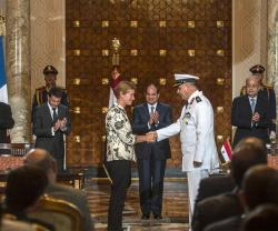 DCNS to Deliver 2 MISTRAL-Class Ships to Egyptian Navy
