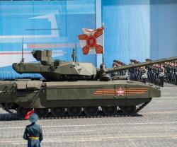Russian Armata Tank to Show Combat Capabilities in 2017