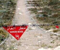 Lebanon Seeks More U.S. Aid to Eliminate Landmines
