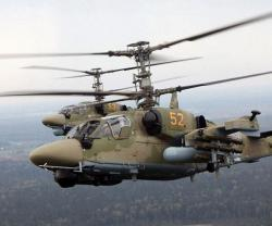 Russian Helicopters at Dubai Airshow 2015