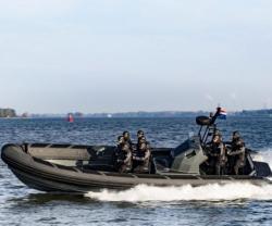 Damen Unveils Next Generation Rigid Hull Inflatable Boat