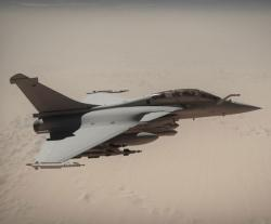 Rafale Contract in Qatar Comes into Force