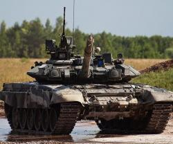 Russian Army Receives Final Batch of Upgraded Т-72 Tanks