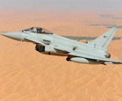 Kuwait, Italy Set to Finalize $9 Billion Eurofighter Deal