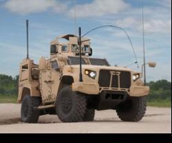 Oshkosh Defense Showcases Winning JLTV at AUSA Global Force