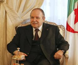 Algerian President Orders Government to Face Security Threats