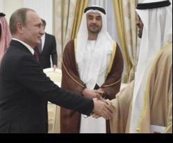 Abu Dhabi Crown Prince, Putin Discuss Bilateral Relations