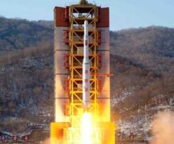 North Korea Tests New Rocket Engine