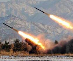 North Korea Fires 4 Ballistic Missiles Into Sea of Japan