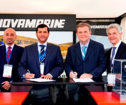 Abu Dhabi Ship Building Appoints Sales Agent in Italy