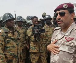 Qatari Forces Complete Saqr Al Jazeera Drill in Sudan