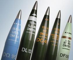 Rheinmetall Wins €400 Million Ammunition Order