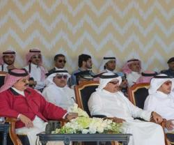 Bahrain's King Attends Final Ceremony of Gulf Security 1