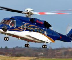 Sikorsky, Babcock Sign 10-Year Support Agreement for S-92 Helicopter