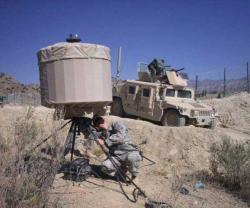 SRC's Border Security, Force Protection Solutions at IDEX