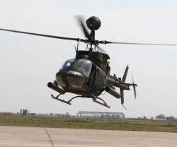 Tunisia Receives 6 Bell OH-58D Kiowa Warrior Helicopters