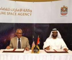 NASA, UAE Sign Outer Space, Aeronautics Cooperation Agreement
