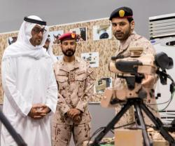 Abu Dhabi Crown Prince Hails Armed Forces Training Skills