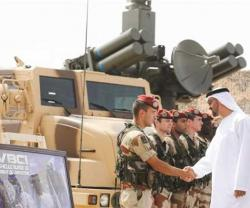 UAE, France to Conduct Gulf 2016 Military Exercises