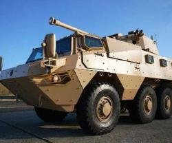Volvo Group's Latest Military Vehicles at IDEX 2017