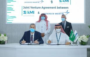 SAMI, Lockheed Martin Agree to Form Joint Venture